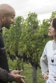 Cobie Smulders and Keegan-Michael Key in Friends from College (2017)