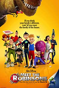 Primary photo for Meet the Robinsons