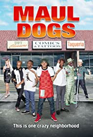 Murs, Chingo Bling, Tabi Bonney, Rell Battle, Leila Ciancaglini, and Dee-1 in Maul Dogs (2015)
