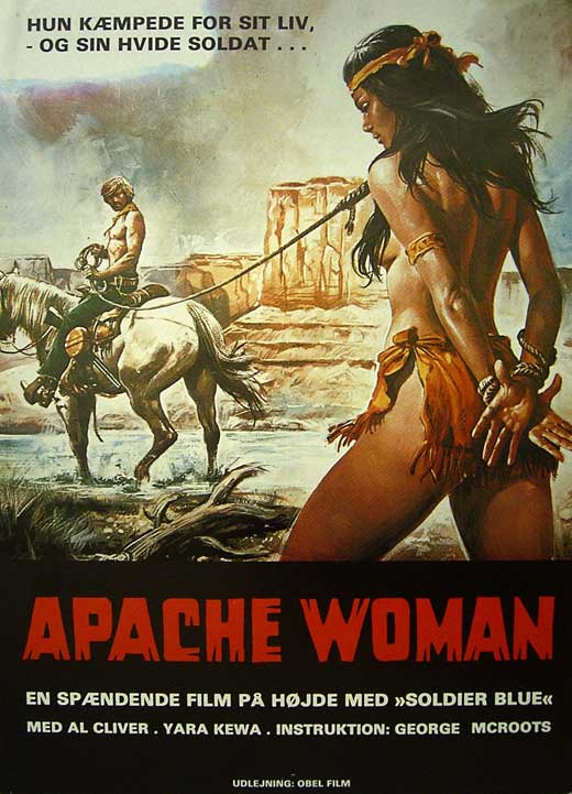 18+Apache Woman (Western 1976) English Full Movie 720p HDRip 900MB Download