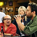 Danny DeVito, Charlie Day, Kaitlin Olson, and Andy Buckley in It's Always Sunny in Philadelphia (2005)