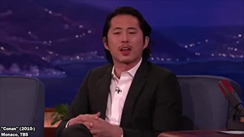 """No Small Parts"" IMDb Exclusive: ""Walking Dead"" Star Steven Yeun"