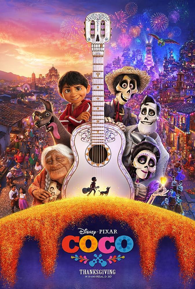 Coco 2017 HDTS 720p Hindi Dubbed 700 Movie
