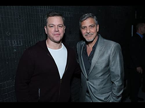 Clooney, Damon, and TIFF's Biggest Stars Sit Down With IMDb