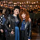 Natasha Lyonne and Alia Shawkat at an event for Duck Butter (2018)