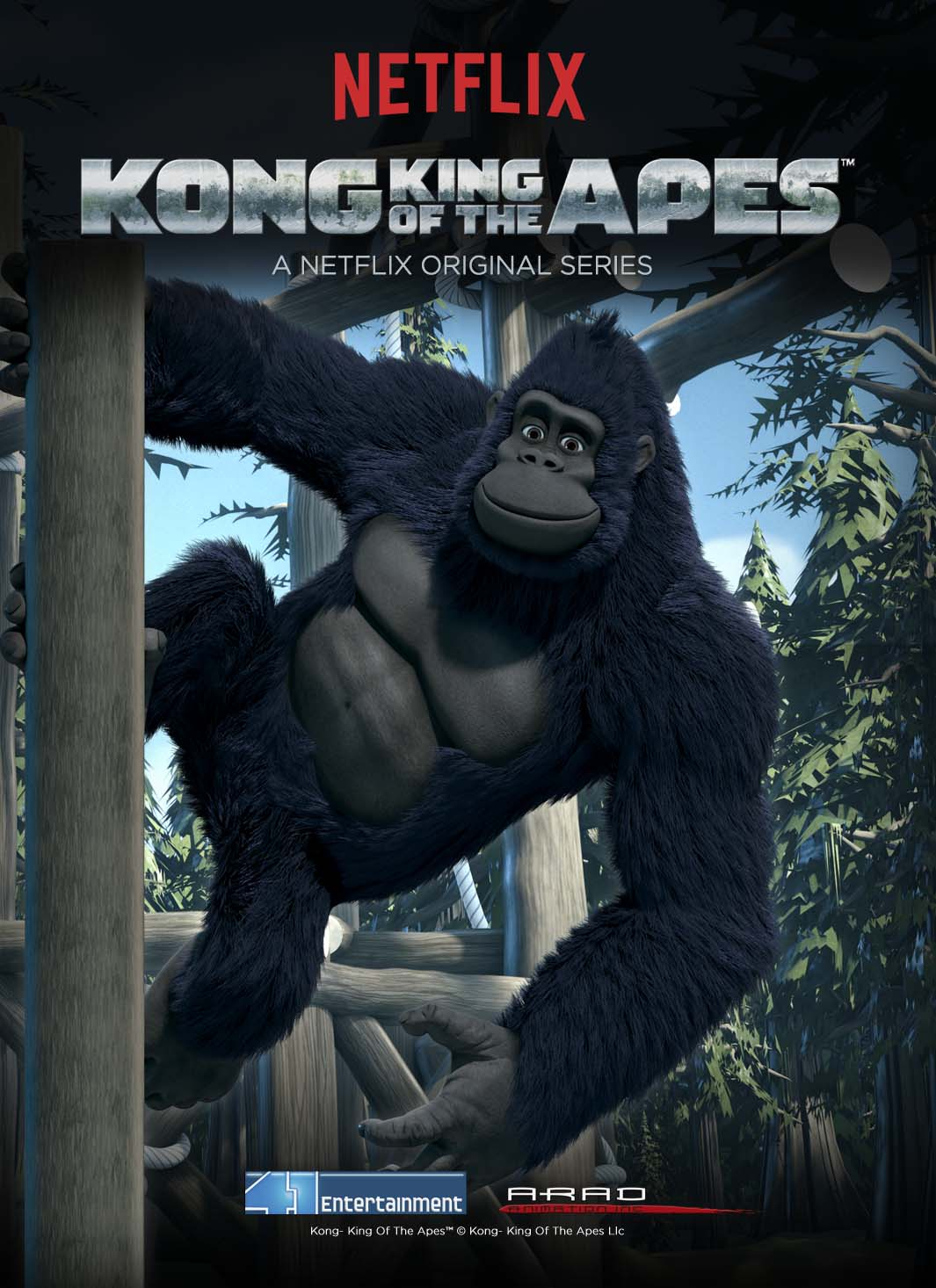 Kong : King of the Apes