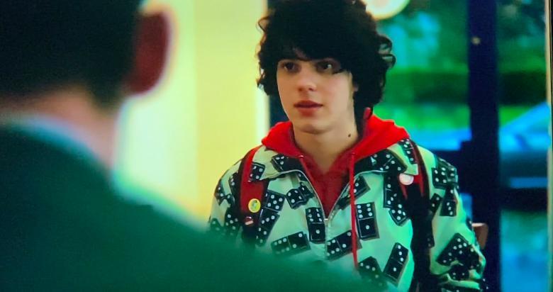 Fernando Tielve in Unmade Beds (2009)