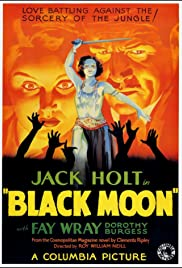 Black Moon (1934) Poster - Movie Forum, Cast, Reviews