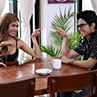 Myrtle Sarrosa and Dave Bornea in Tom, Dick, and Gery (2021)