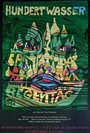 Hundertwassers Regentag Poster
