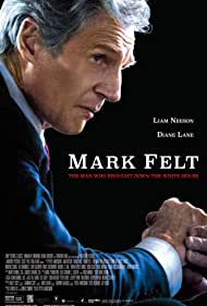 Liam Neeson in Mark Felt: The Man Who Brought Down the White House (2017)