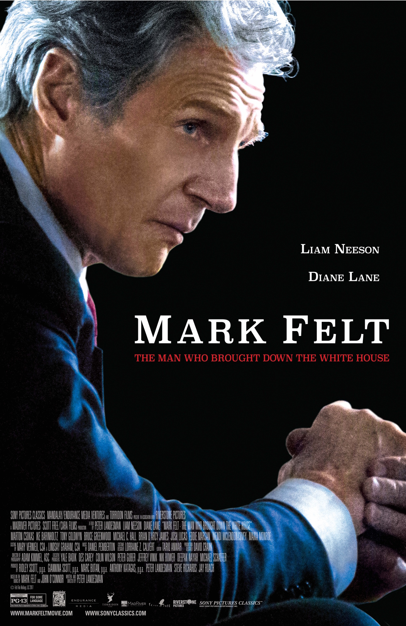 Mark Felt: The Man Who Brought Down the White House (2017) BluRay 480p, 720p & 1080p