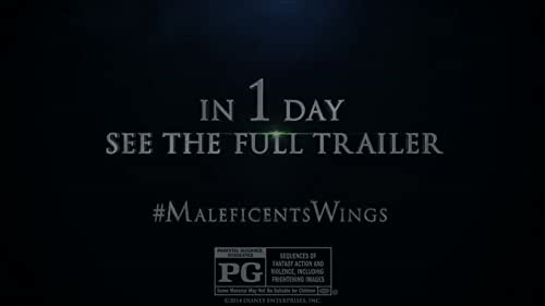 """""""Maleficent's Wings Revealed"""""""