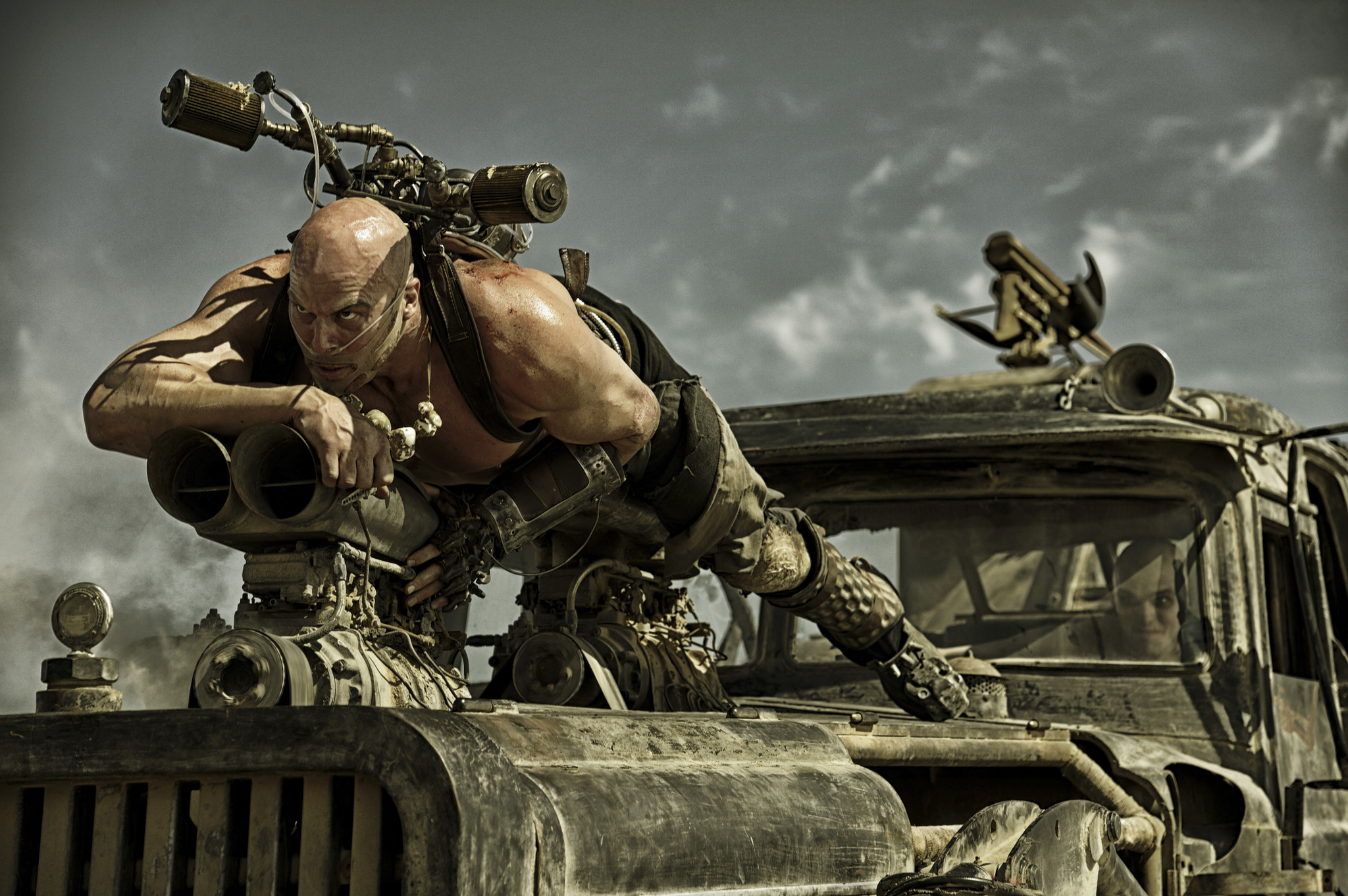 Nathan Jones in Mad Max: Fury Road (2015)