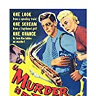 Paul Langton, Barbara Payton, and Tracey Roberts in Murder Is My Beat (1955)