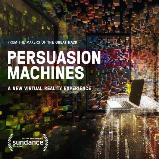 Persuasion Machines (2020)