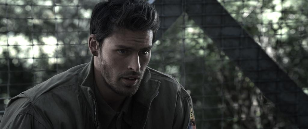 Adam Gregory as Cpl. Sims in Saints and Soldiers: The Void