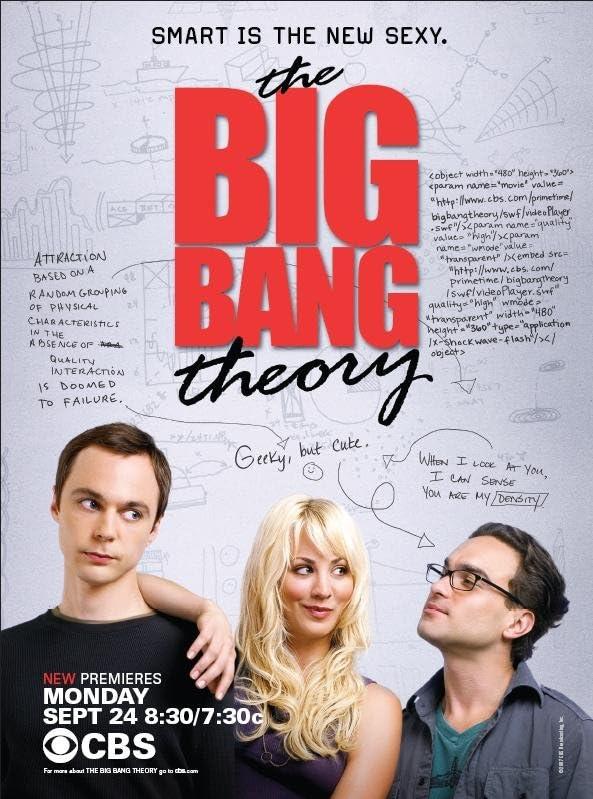Big Bang Theory Season 9 Episode 1 Stream