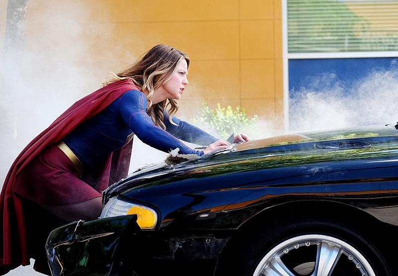 Melissa Benoist in Supergirl (2015)