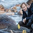 Gustaf Hammarsten and Charlotte Lindmark in Midnight Sun (2016)