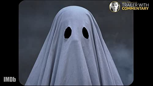 Director David Lowery talks to IMDb about revealing the ideas and feeling of 'A Ghost Story' in the trailer, without giving away what the film is about.