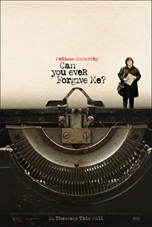 Can You Ever Forgive Me? Full Movie Watch Online Free