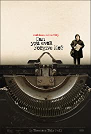 Watch Can You Ever Forgive Me? 2018 Movie | Can You Ever Forgive Me? Movie | Watch Full Can You Ever Forgive Me? Movie
