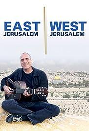East Jerusalem/West Jerusalem Poster