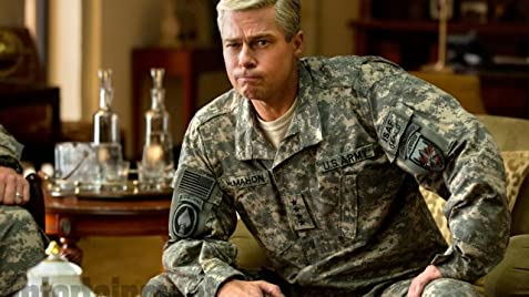 War Machine (2017) - IMDb