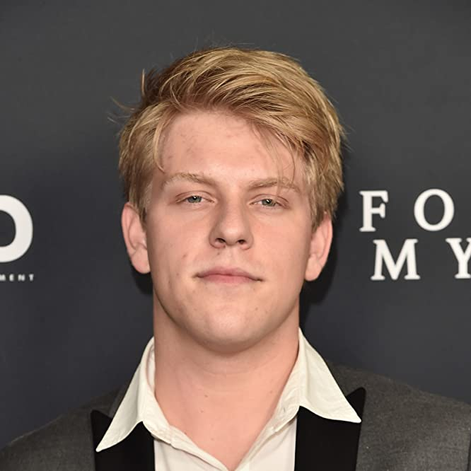 Jackson Odell at an event for Forever My Girl (2018)