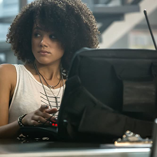 Nathalie Emmanuel in The Fate of the Furious (2017)