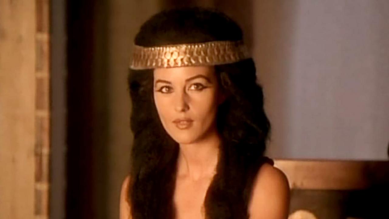 Monica Bellucci in Joseph (1995)
