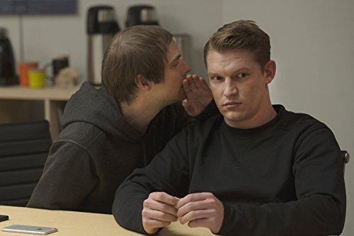 Tobias Segal and Nils Lawton in Happyish (2015)