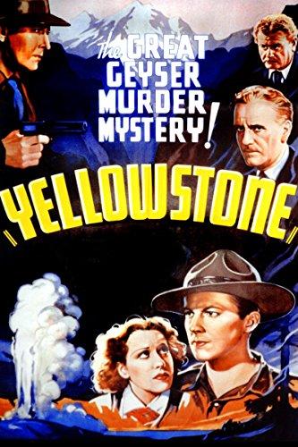 Alan Hale, Judith Barrett, Henry Hunter, Ralph Morgan, and Monroe Owsley in Yellowstone (1936)