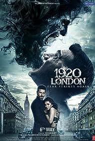 1920 London (2016) Poster - Movie Forum, Cast, Reviews