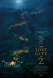 Watch Full HD Movie The Lost City of Z (2016)