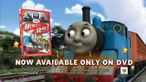 DVD Trailer: Thomas & Friends: Hero of the Rails
