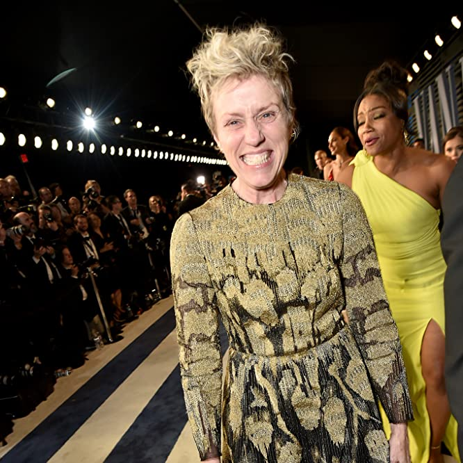 Frances McDormand at an event for The Oscars (2018)