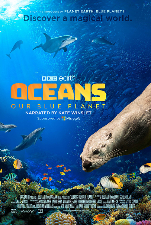Oceans Our Blue Planet (2018) BluRay Direct Download