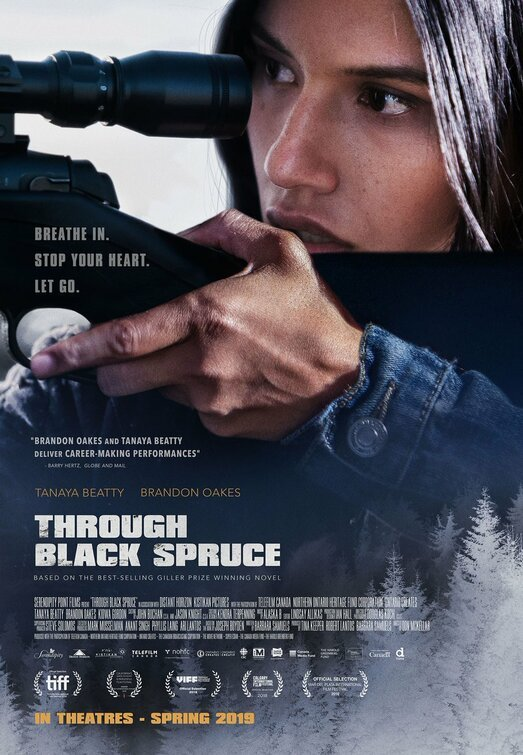 Through Black Spruce (2018) English 720p