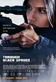 Tanaya Beatty in Through Black Spruce (2018)