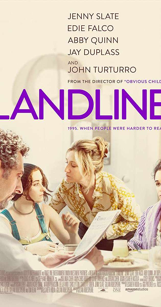 Subtitle of Landline