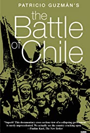 The Battle of Chile: Part III Poster