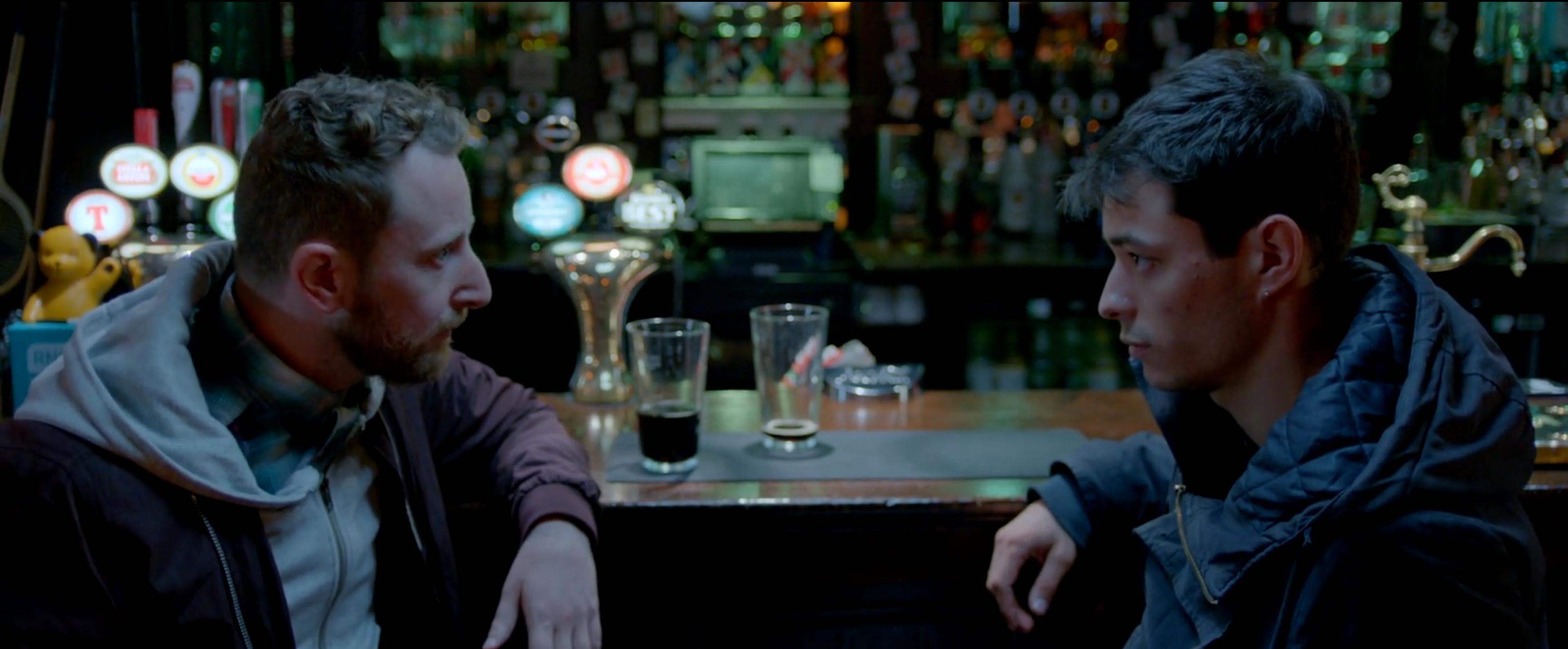 Michael Dylan and Gabriel Garnier in Take Me (2018)