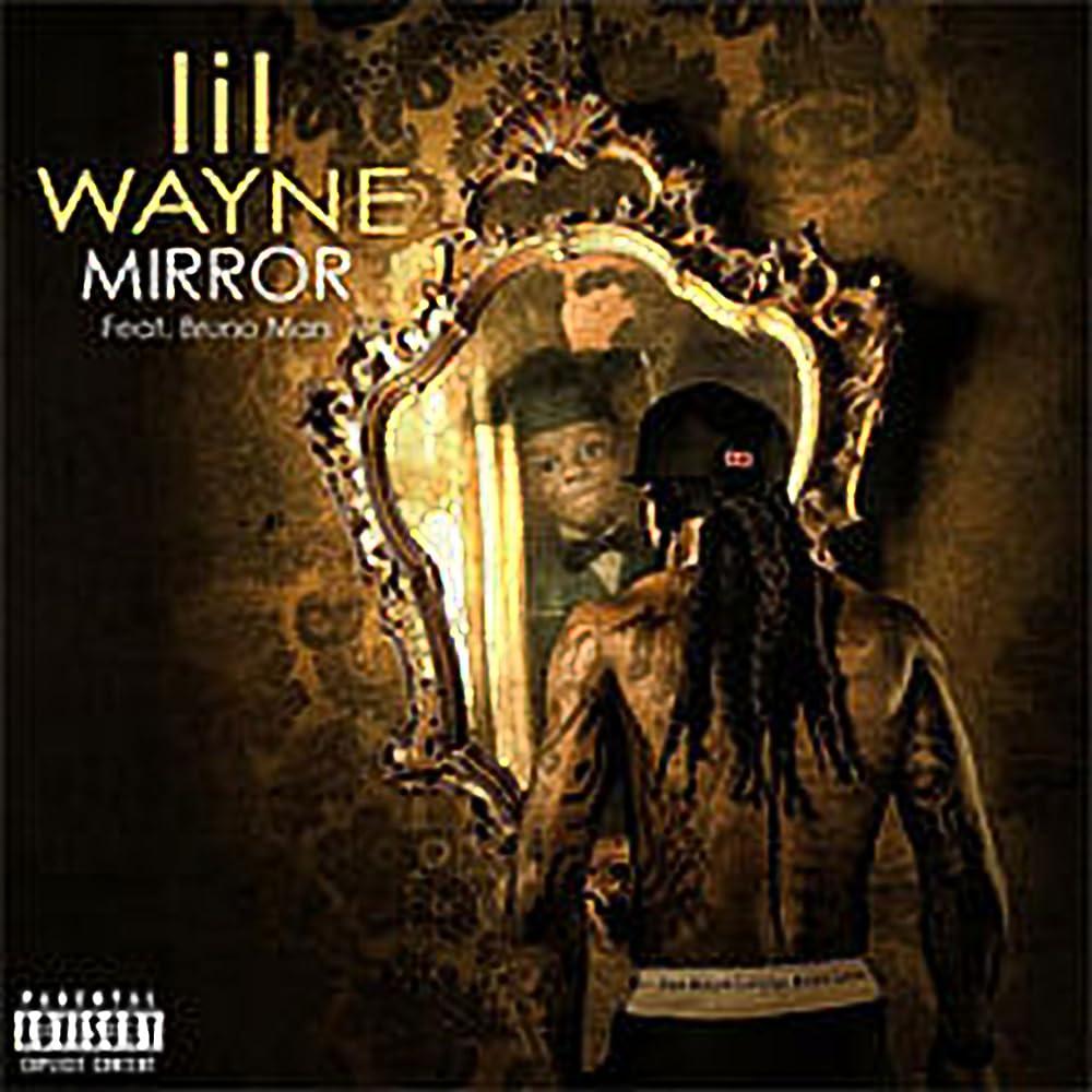 Mirror Bruno Mars.Lil Wayne Feat Bruno Mars Mirror 2012