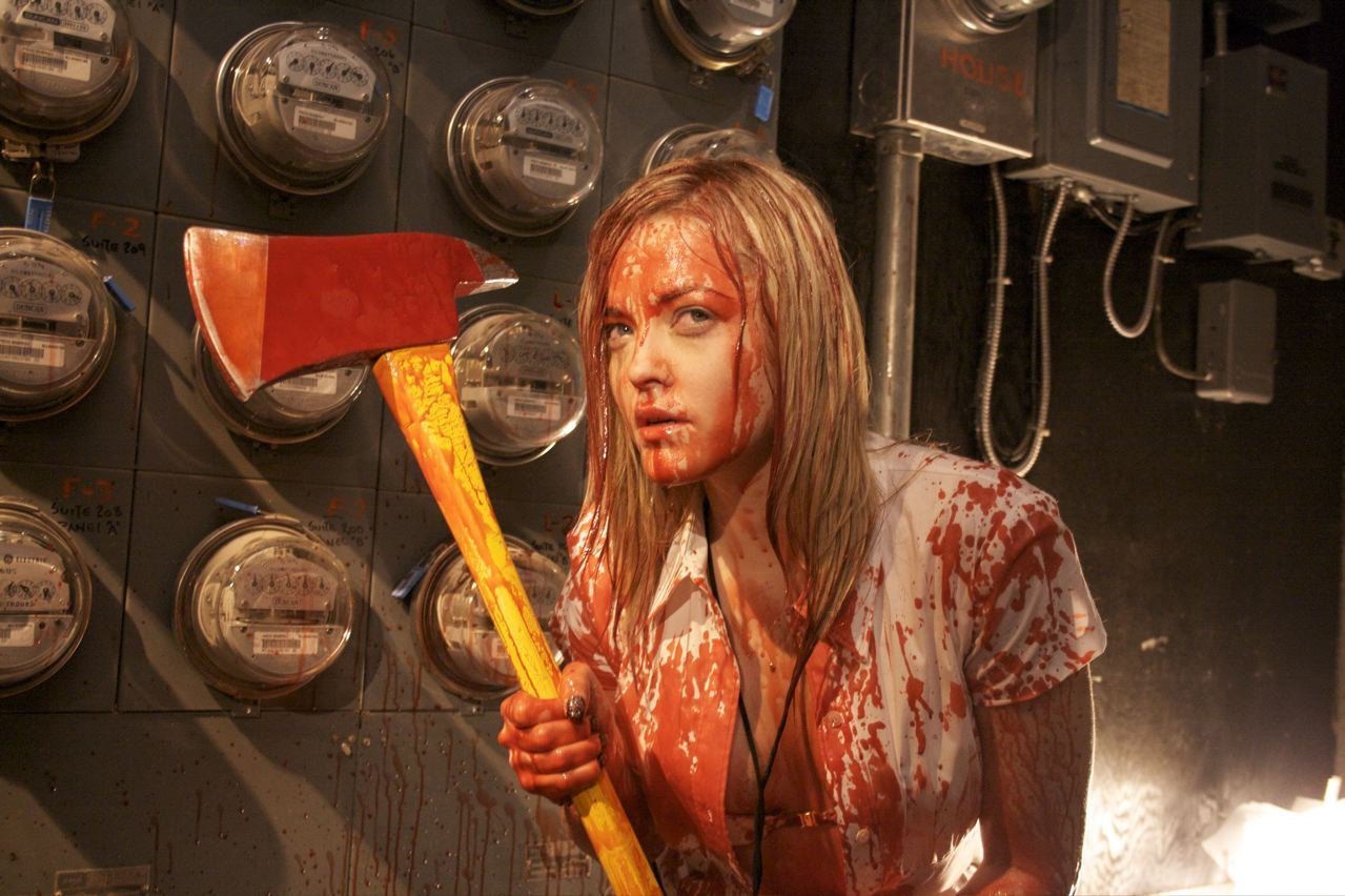 Alexis Texas in Bloodlust Zombies (2011)