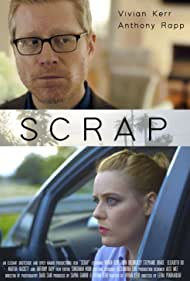 Anthony Rapp and Vivian Kerr in Scrap (2018)