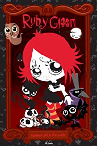 New hollywood movies trailer free download Ruby Gloom Canada [WEB-DL]