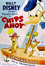 Chips Ahoy Poster