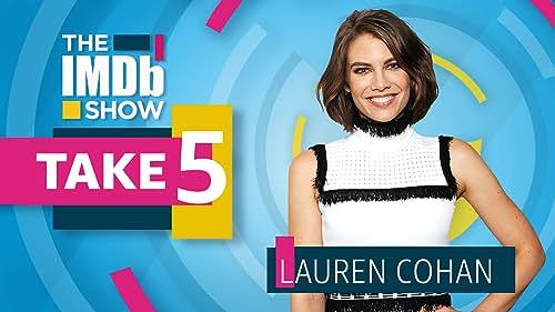 """""""Whiskey Cavalier"""" Star Lauren Cohan Picks the Next Bond and Binges """"Bodyguard"""""""
